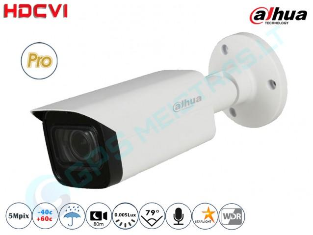 Cilindrinė CVI kamera 5Mpix raiška 2501 I8