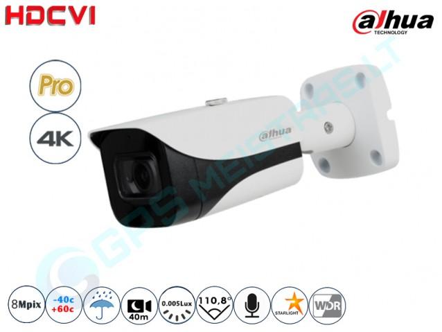 Cilindrinė CVI kamera 8Mpix raiška 2802