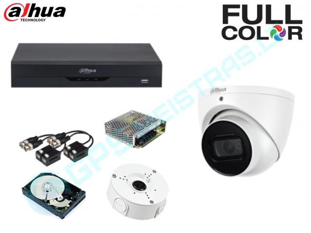 Vaizdo kamerų komplektas CVI 5.2249D Full Color