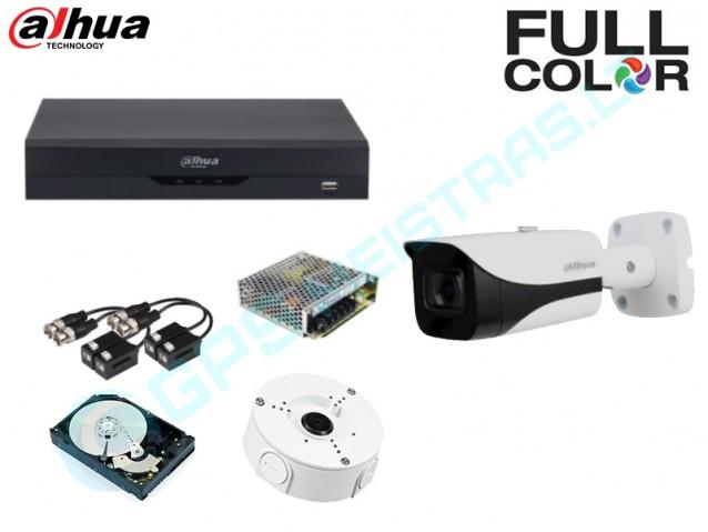 Vaizdo kamerų komplektas CVI 5.2249F Full Color