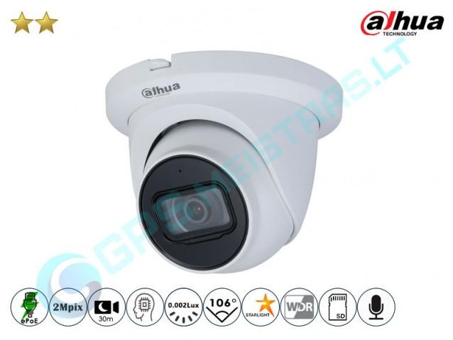 DAHUA IP vaizdo kamerų komplektas 2.2231D