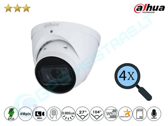 DAHUA IP vaizdo kamerų komplektas 4.3441D