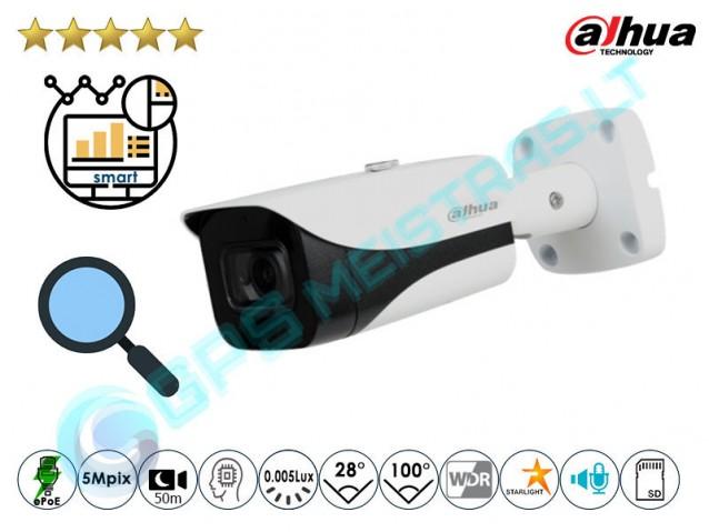 Cilindrinė IP kamera 5Mpix raiška, Pro AI, zoom 4x 5541Z