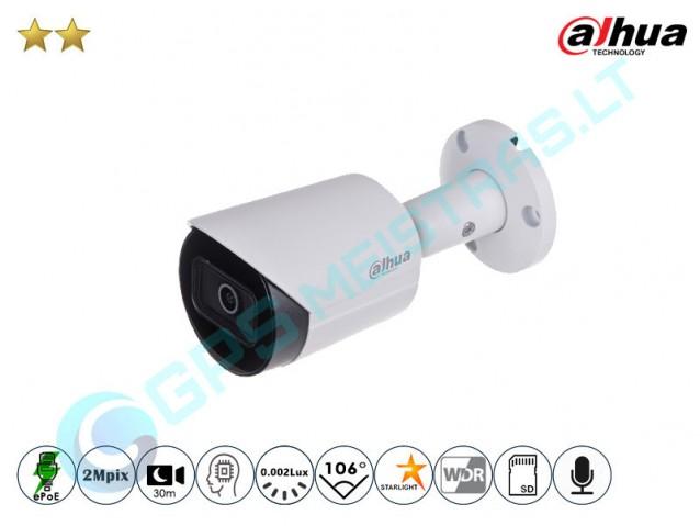 Cilindrinė IP kamera 2Mpix raiška, 2231F