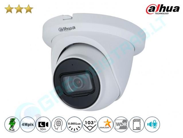 Kupolinė IP kamera 4Mpix raiška 3441D