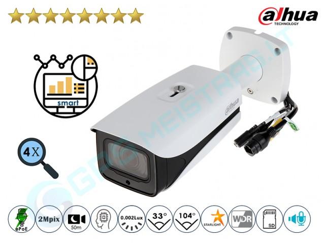 Cilindrinė IP kamera 2Mpix raiška, zoom 4x, 8232Z