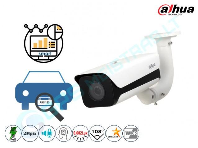 Automobilių numerių atpažinimo ANPR kamera ITC215