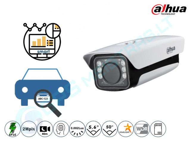 Automobilių numerių atpažinimo ANPR kamera ITC215Z