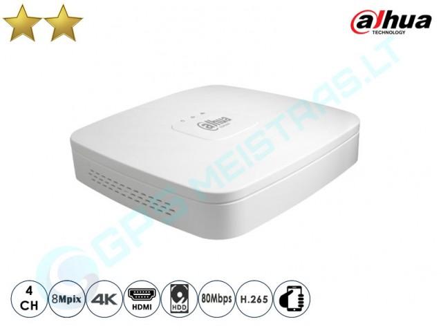 Dahua IP NVR įrašymo įrenginys 2104-AI