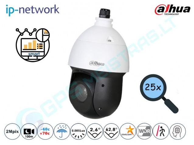 Valdoma IP kamera, 2Mpix raiška, zoom 25x 49225X