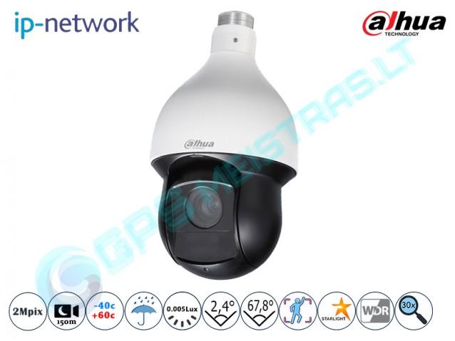 Valdoma IP kamera, 2Mpix raiška, zoom 30x, 59230