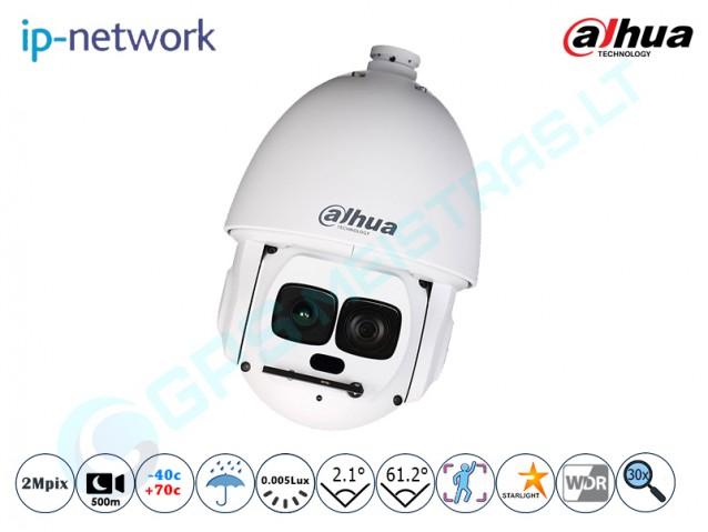 Valdoma IP kamera, 2Mpix raiška, zoom 30x, 6AL230