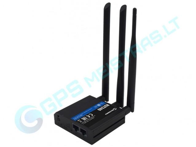 LTE 4G Wifi maršrutizatorius - modemas