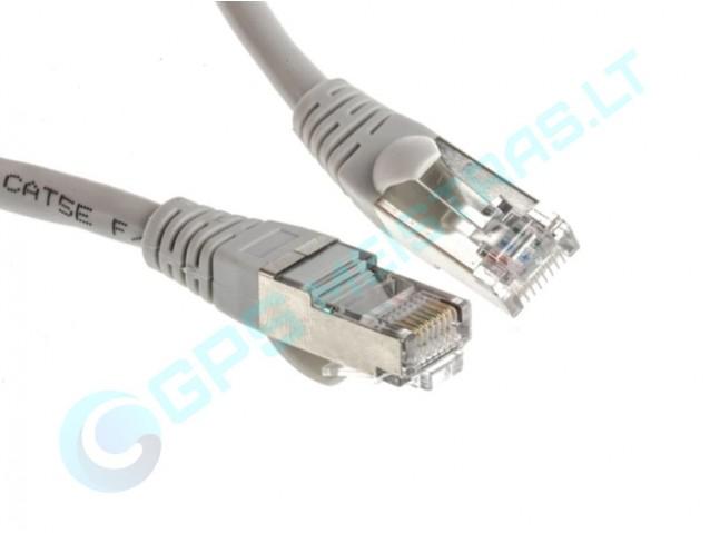 Ekranuotas UTP RJ45 kabelis 15m