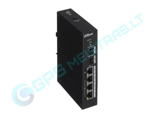 Dahua UTP tinklo šakotuvas, 4 PoE komutatorius