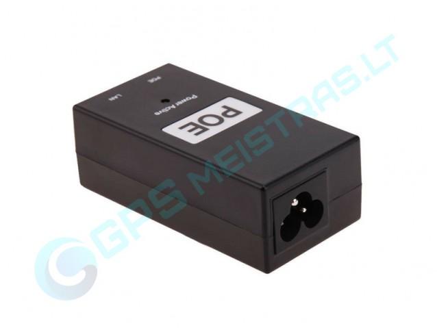 PoE 1ch Gigabit POE Adapter Injector
