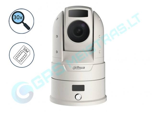 Valdoma IP kamera, 2Mpix raiška, zoom 30x, SIM, 4G, Baterija, L200