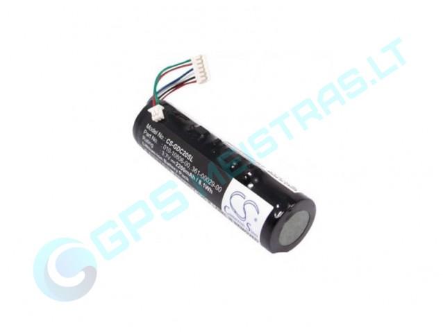 Atsarginė baterija DC20 / 30 / 40 šunų antkakliams
