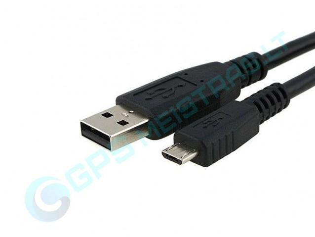 Laidas micro USB atnaujinti programinei įrangai ir kt.