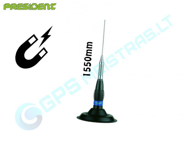 President ML-145 magnetinė antena