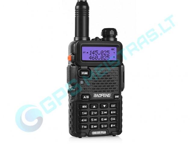 Radijo stotelė Baofeng DM-5R Plus