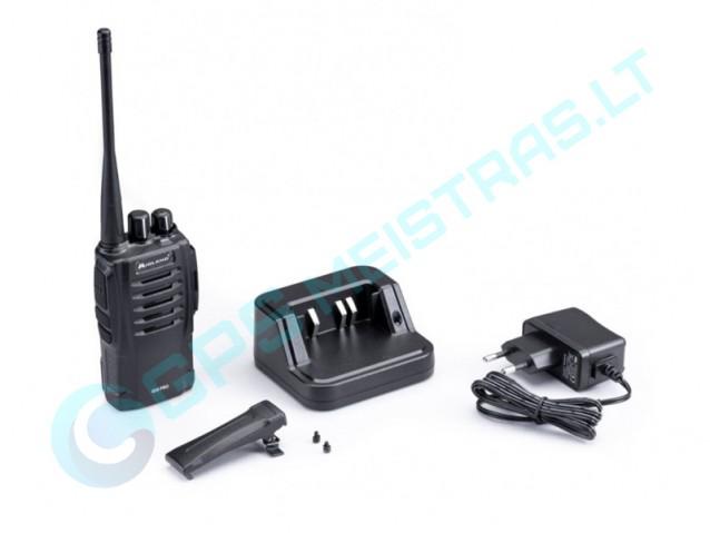 PMR446 belicenzinė radijo stotelė