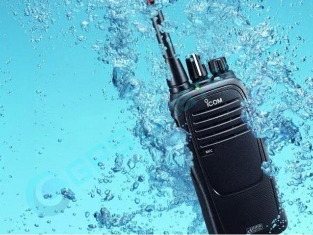 Skaitmeninė radijo stotelė ICOM F29DR