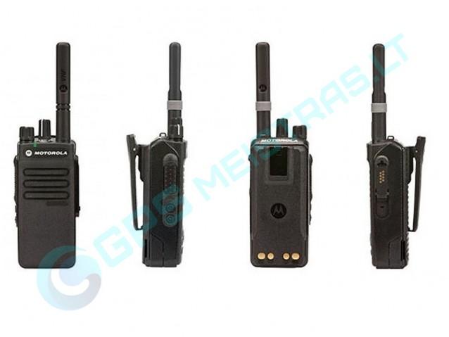 Skaitmeninė radijo stotelė Motorola DP2400E