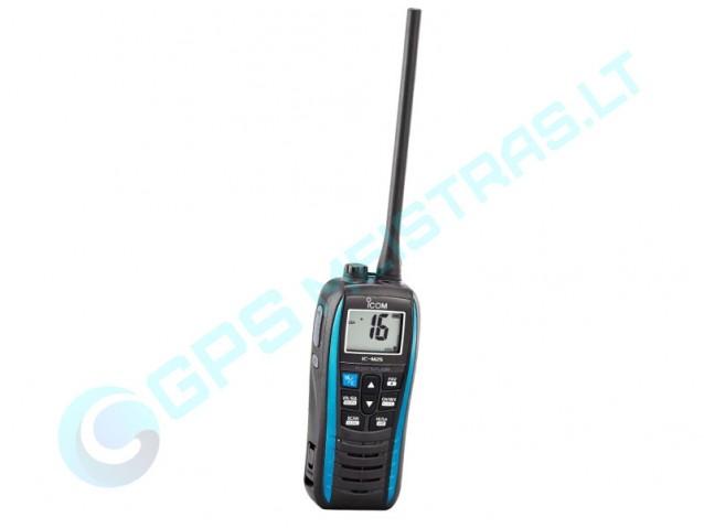 Nešiojama jūrinė radijo stotelė ICOM IC-M25