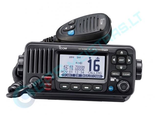 Jūrinė radijo stotelė ICOM IC-M423G
