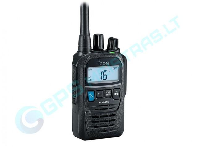 Nešiojama jūrinė radijo stotelė ICOM IC-M85E