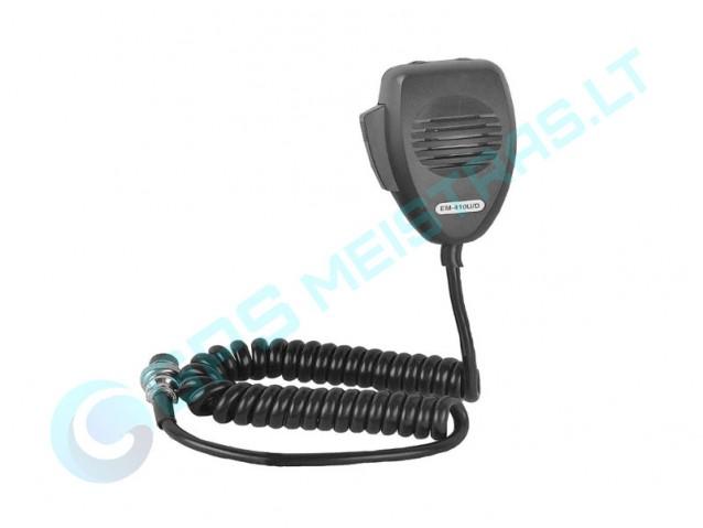 Atsarginis CB mikrofonas 6 kontaktų jungtimi