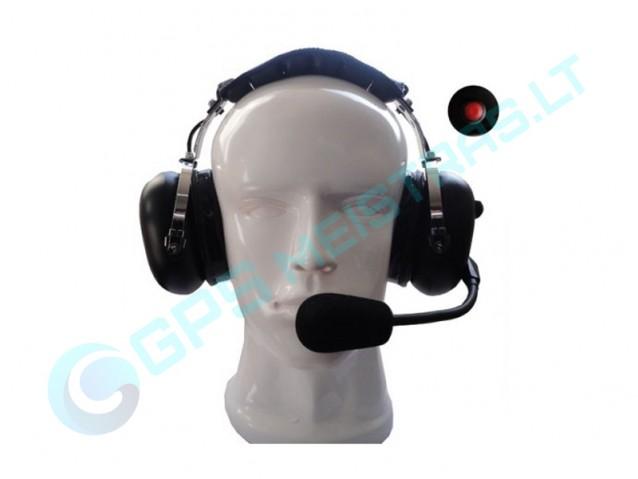 Ausinės su mikrofonu WG-NR004L