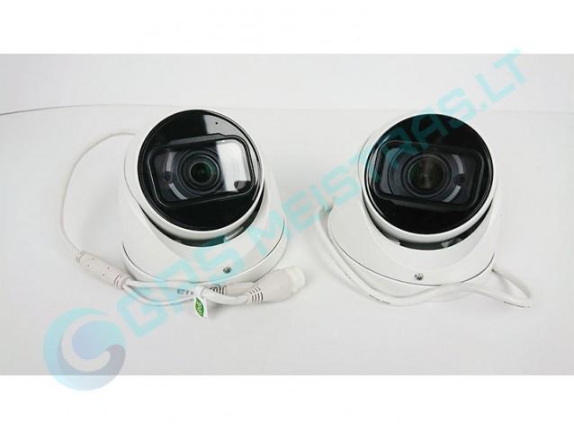 Kupolinė IP kamera 2Mpix raiška, Pro AI, 5231D ZOOM