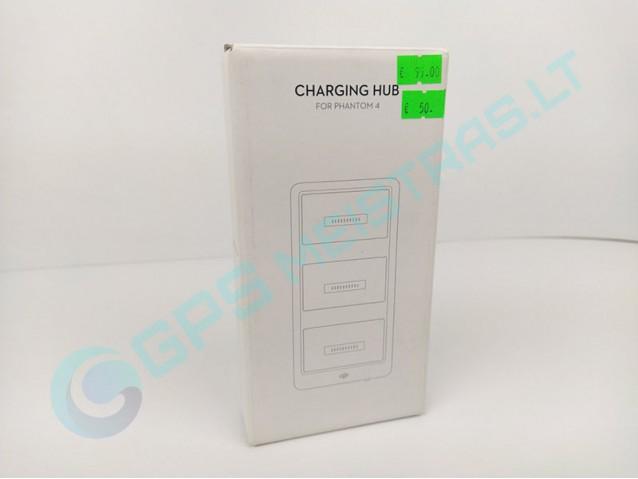 Elementų įkroviklis DJI Battery Charging Hub For Phantom 4