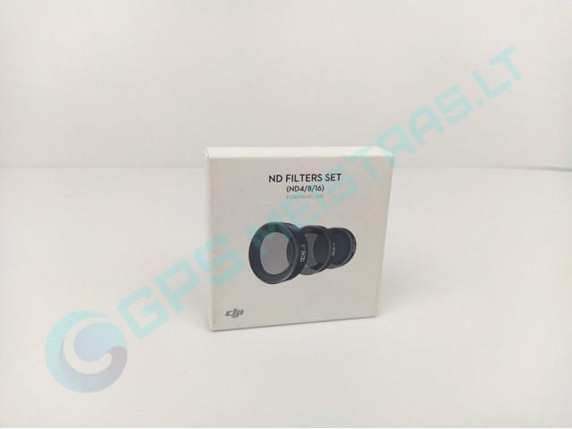 Dji Mavic Air  ND filter set ND4 / 8 / 16 - (filtrų rinkinys)
