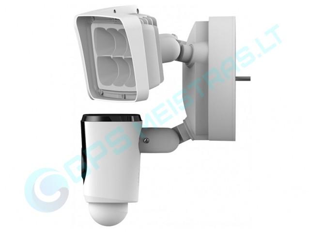 Lauko kamera su 2000lm LED prožektoriais