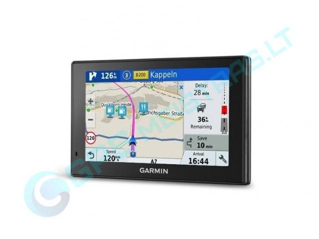 Garmin  DriveSmart 51 LMT-S navigatorius