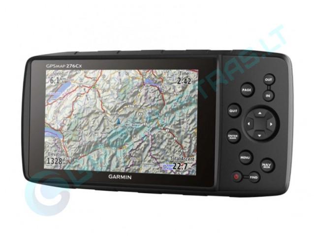 Garmin GPSMAP 276Cx Universalus nešiojamas navigatorius