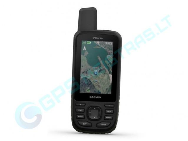 Garmin GPSMAP-66S nešiojamas navigatorius