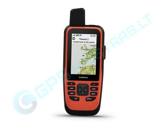 Garmin GPSMAP 86i Jūrinis ir nešiojamas navigatorius