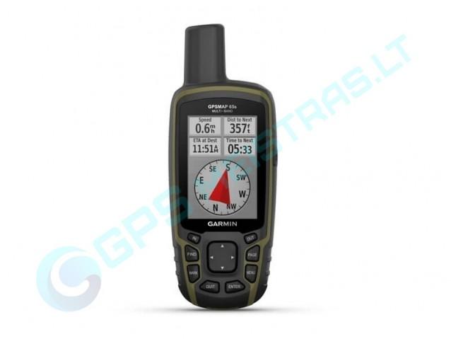 Garmin GPSMAP 65s nešiojamas navigatorius