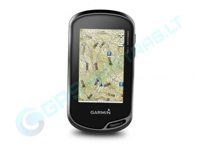 Garmin OREGON 750t universalus navigatorius
