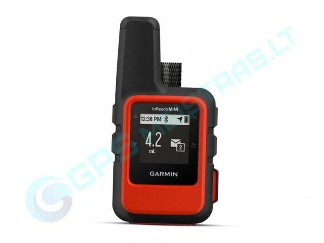 Garmin inReach Mini nešiojamas GPS imtuvas