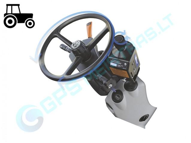 Trimble EZ-Steer sistema. Automatinis vairavimas.