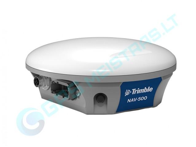 Trimble GFX-350 Lygiagretaus vairavimo sistema.