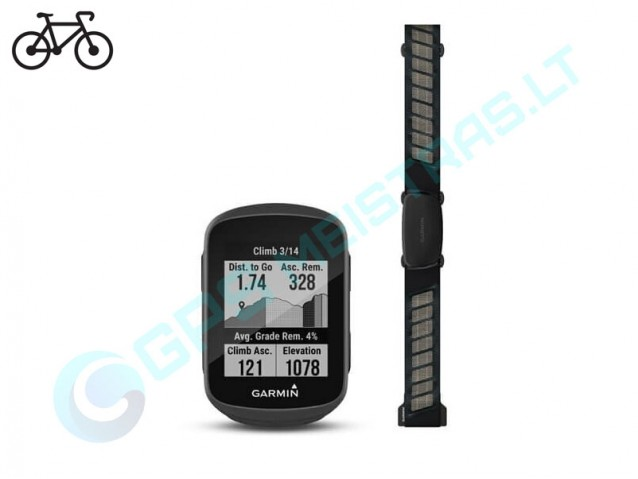 Garmin Edge 130 Plus Bundle