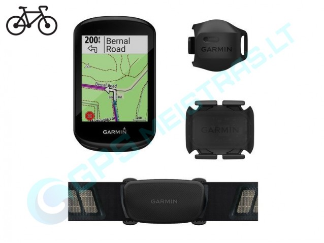 Garmin Edge 830 SensorBundle