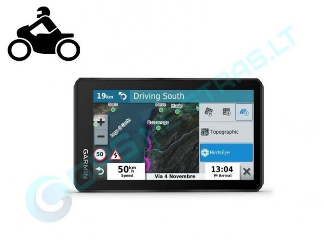 Garmin ZUMO XT motociklo navigacija