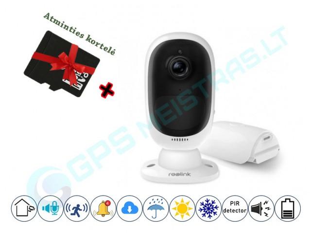 Reolink WiFi kamera su baterija Argus 2